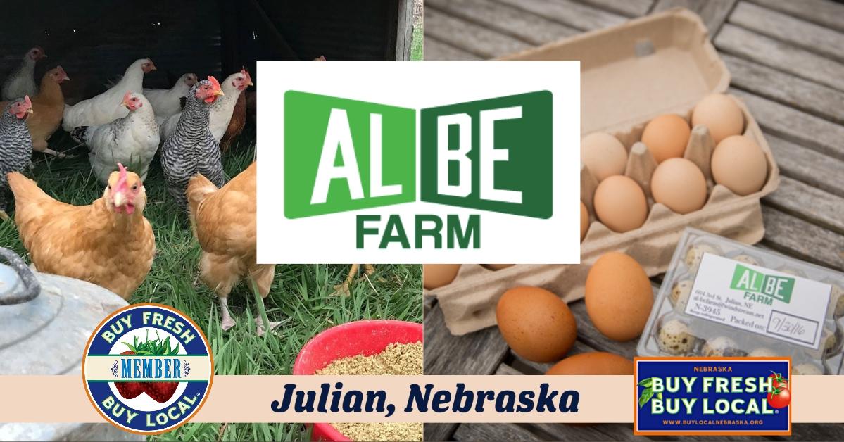 Al-Be Farm Julian NE