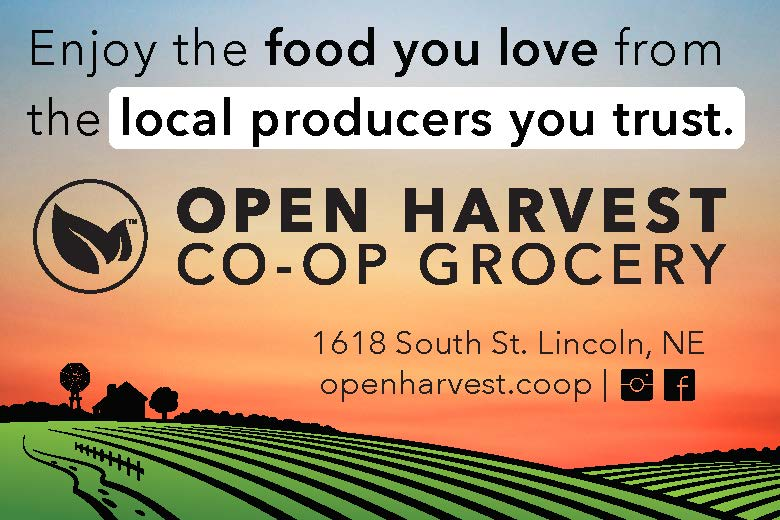 Open Harvest Ad