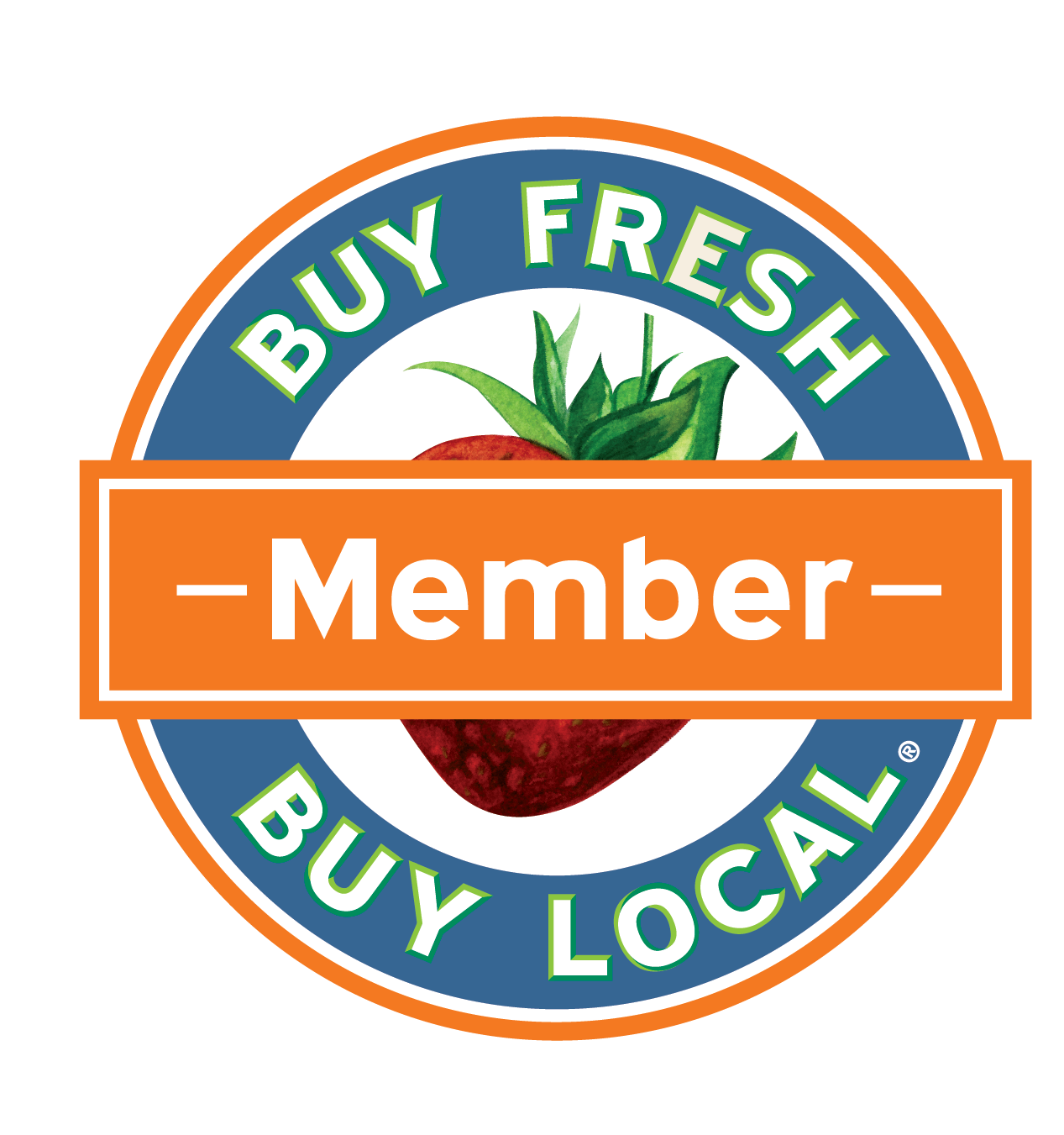 Buy Fresh Buy Local Member Logo