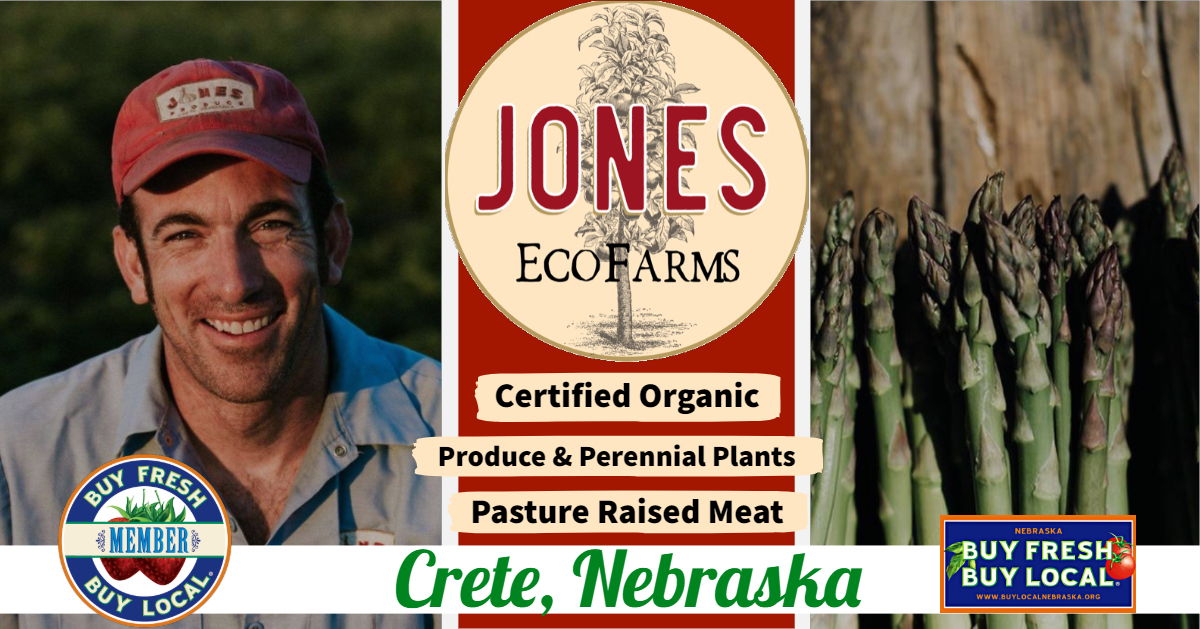 Jones EcoFarms Promotion
