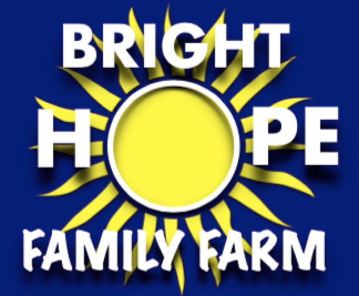 Bright Hope Family Farm Logo