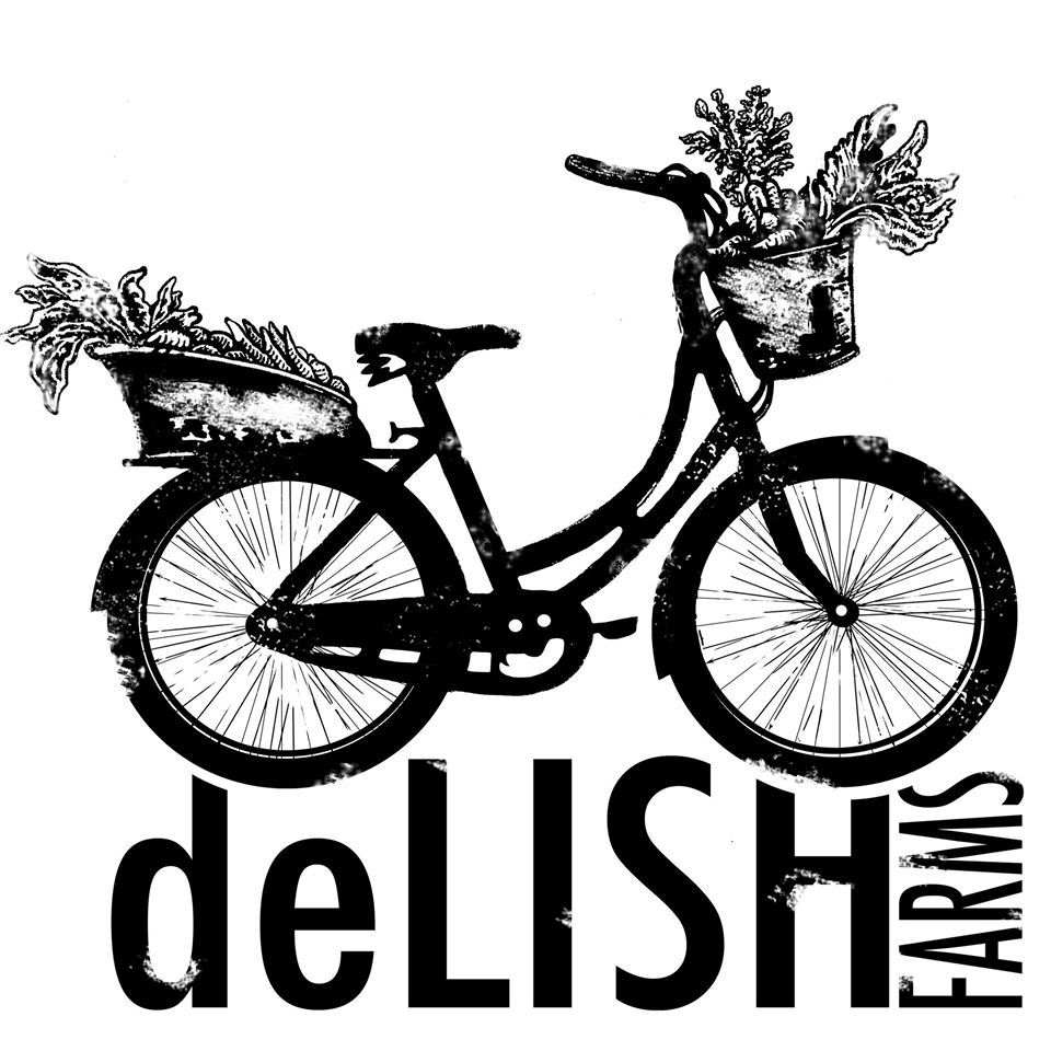 Delish Farms Logo