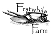 Erstwhile Farm, LLC Logo