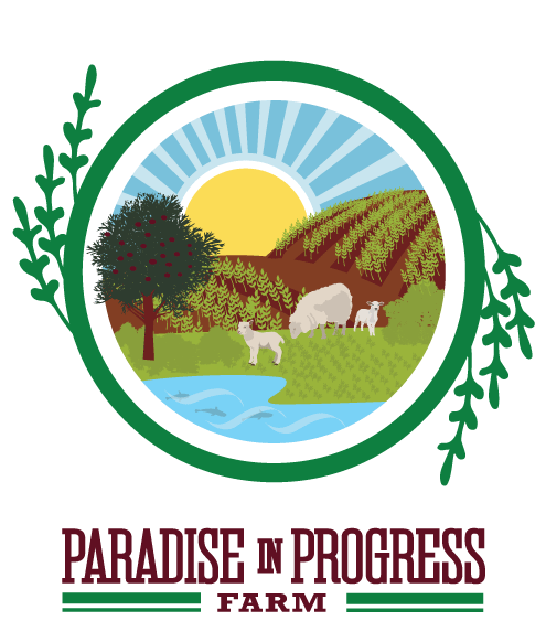 Paradise in Progress Farm Logo