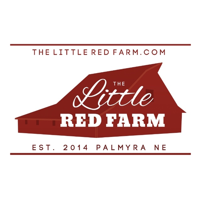 The Little Red Farm Logo