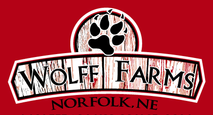Wolff Farms Produce Logo