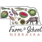Logo for Farm to School Nebraska