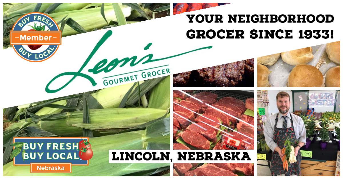 Leon's Gourmet Grocer Lincoln Nebraska
