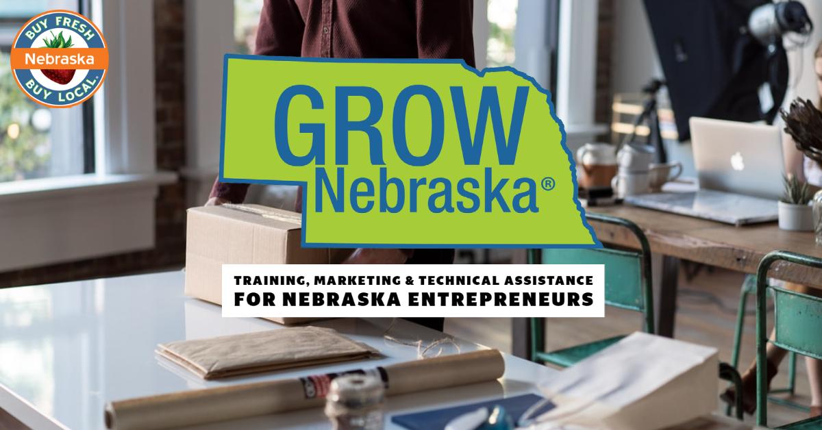 Grow Nebraska Logo