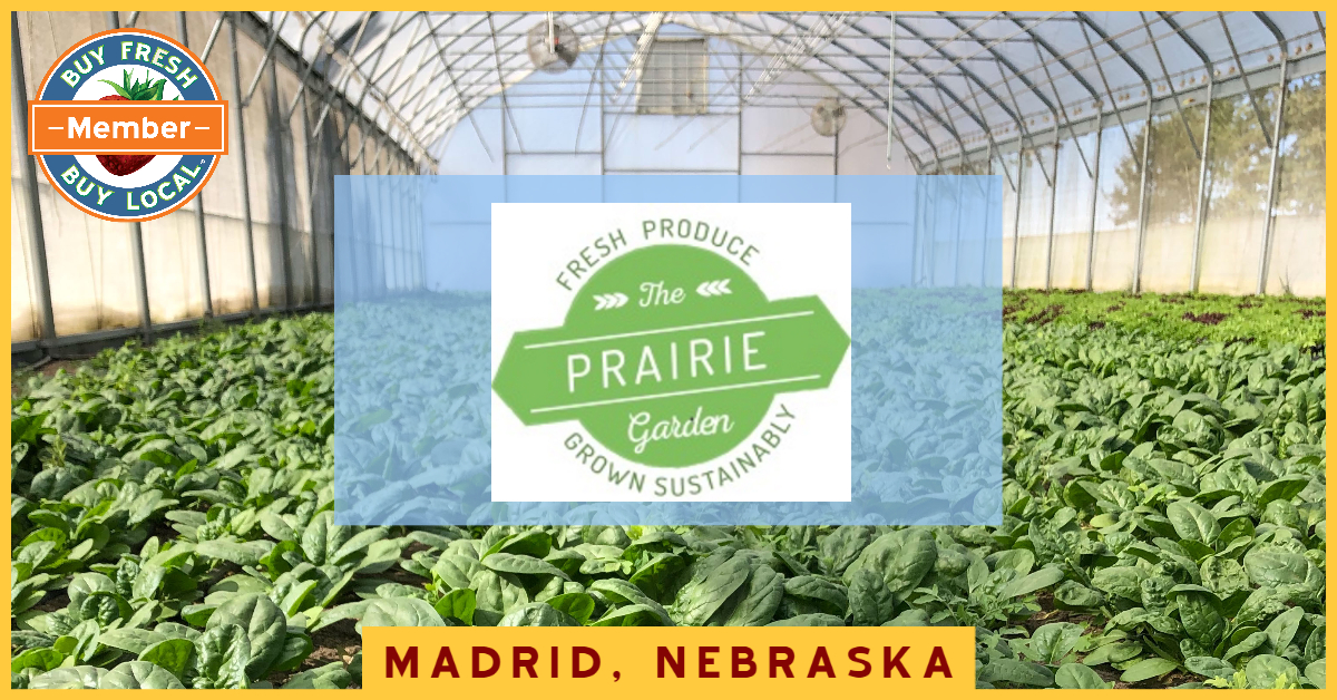 The prairie garden promotional image
