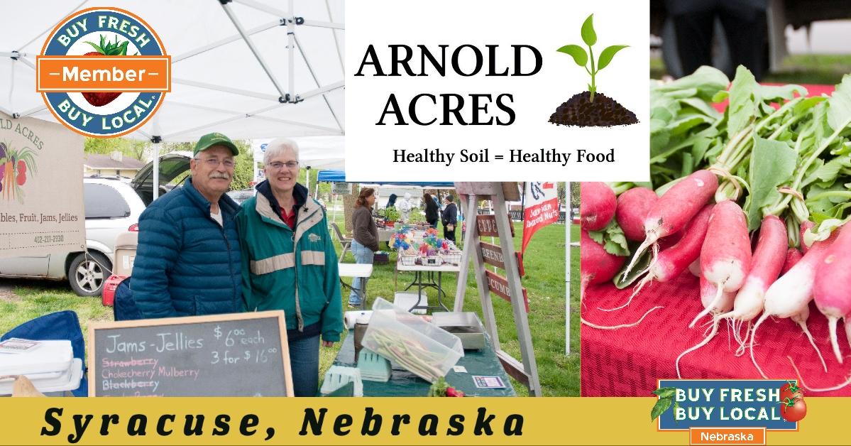 Arnold Acres Syracuse Nebraska