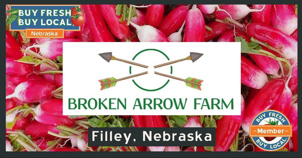 Broken Arrow Farm Filley Nebraska