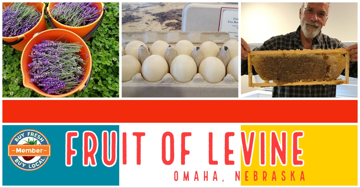 Fruit of Levine Omaha Nebraska