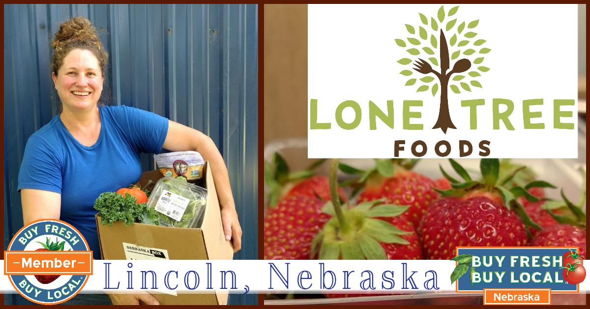 Lone Tree Foods Lincoln Nebraska