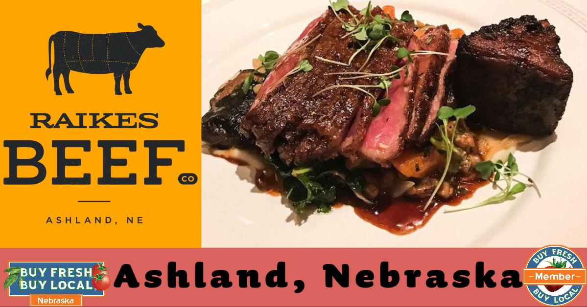 Raikes Beef Ashland Nebraska