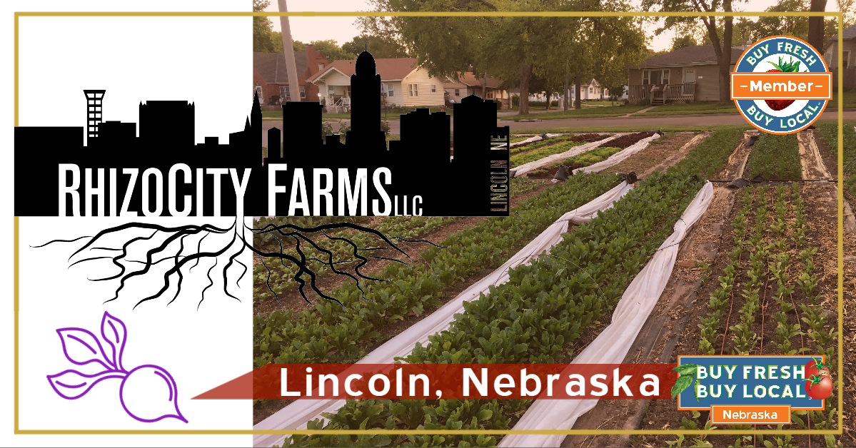 RhizoCity Farms Lincoln Nebraska