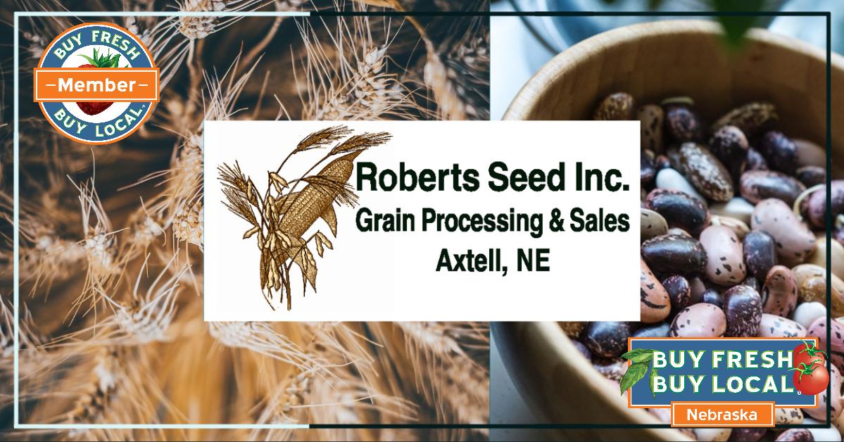 Roberts Seeds Axtell Nebraska