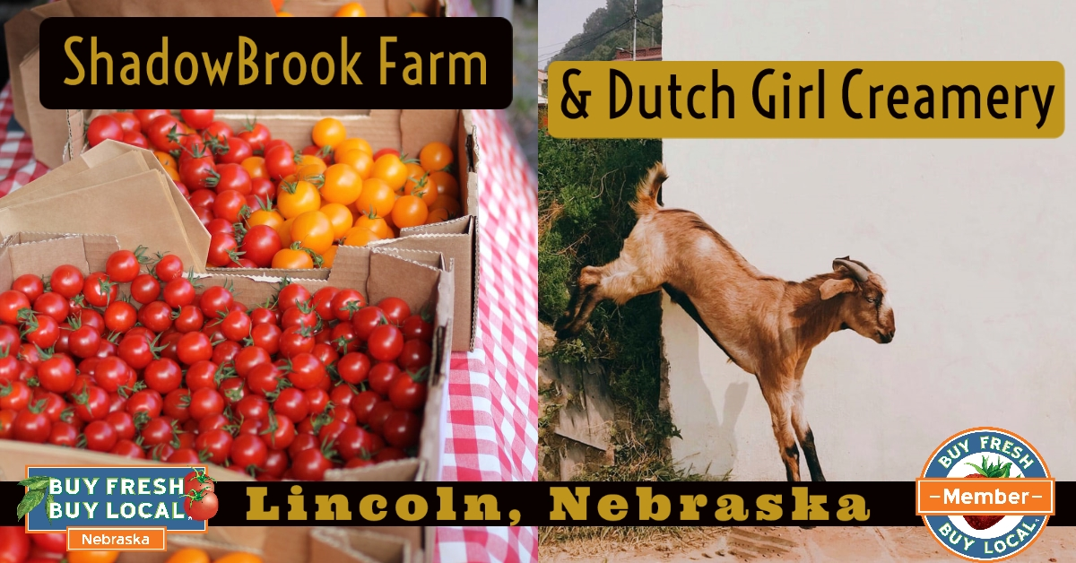 ShadowBrook Farm and Dutch Girl Creamery Lincoln Nebraska