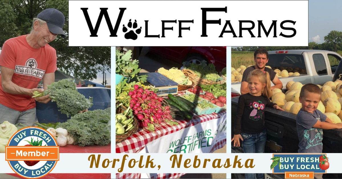 Wolff Farms Norfolk Nebraska