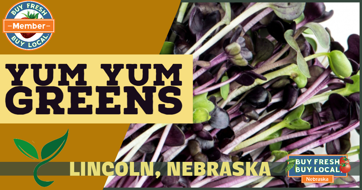 Yum Yum Greens Lincoln Nebraska