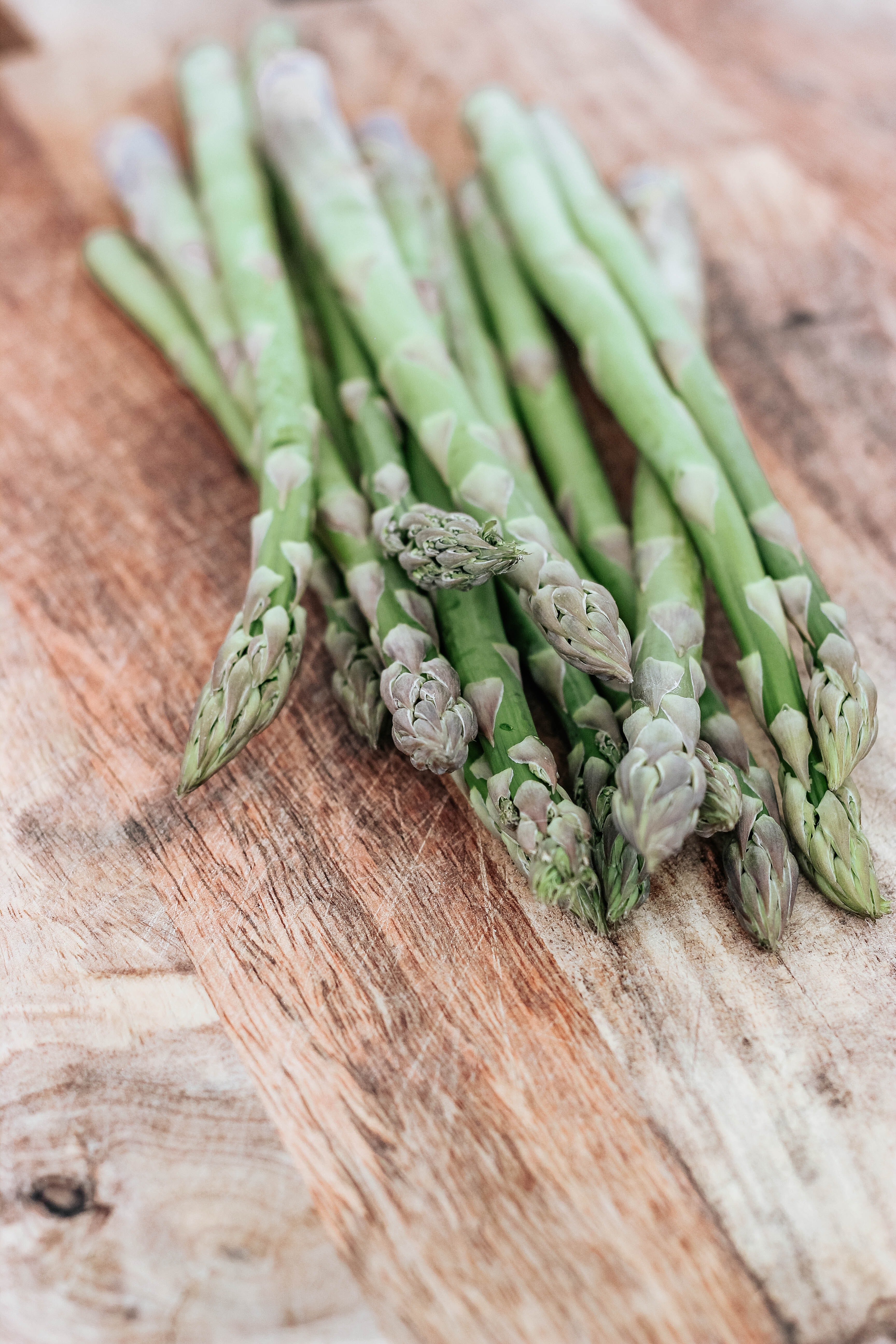 Asparagus on board