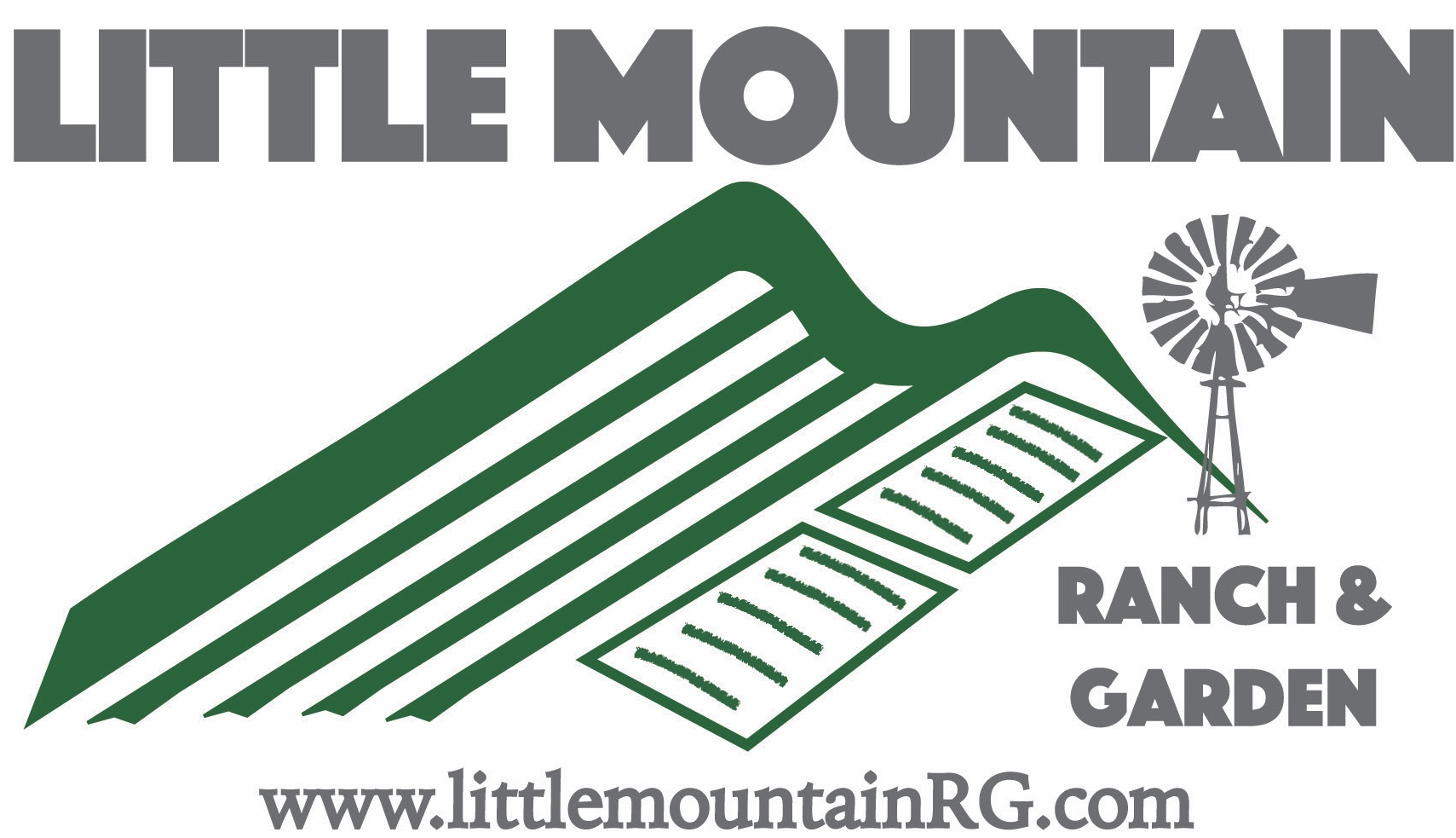 Little Mountain Ranch & Garden Logo