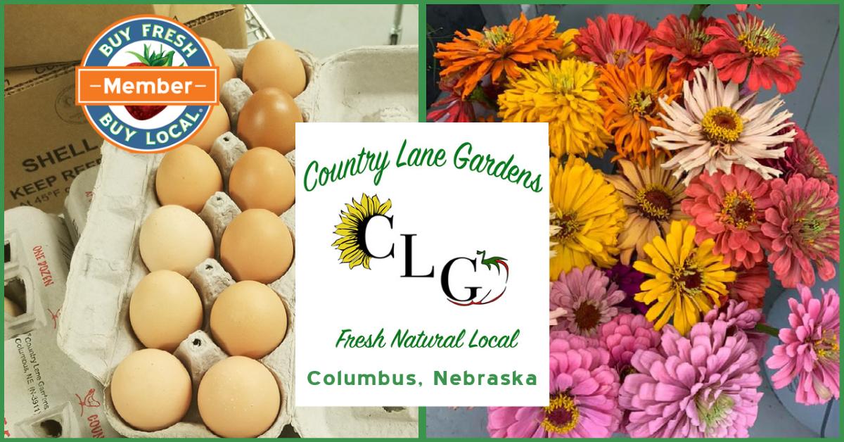 Country Lane Gardens Columbus Nebraska