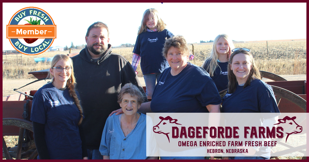 Dageforde farms family