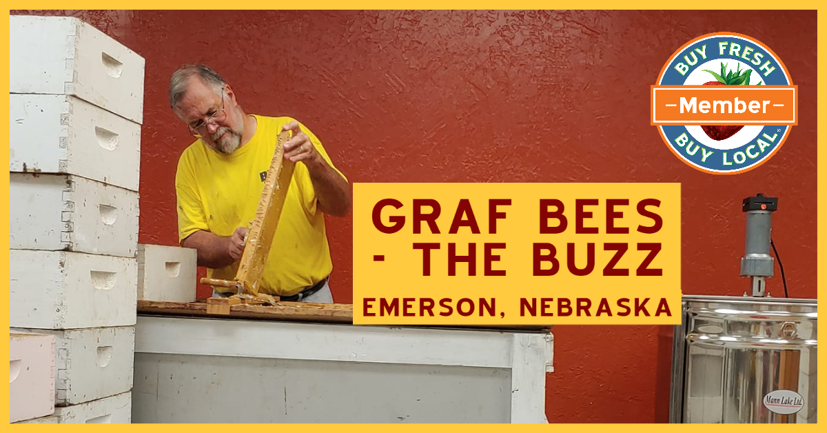 Graf Bees the Buzz promotional image