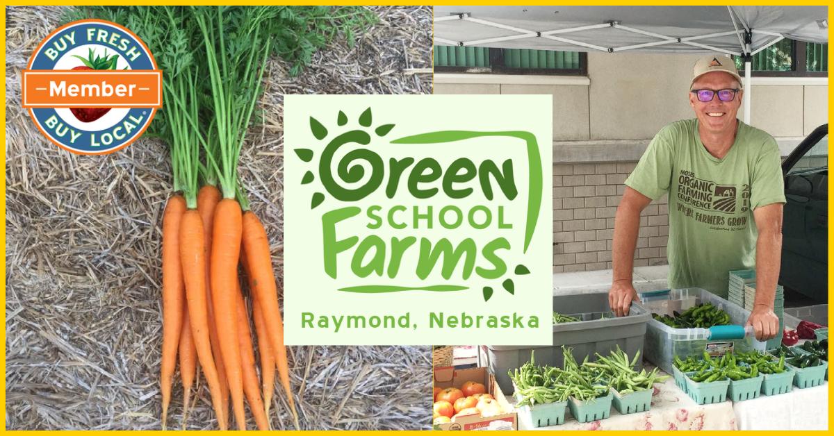 Green School Farm Raymond Nebraska