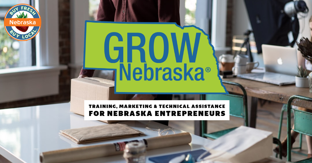 Grow Nebraska Logo