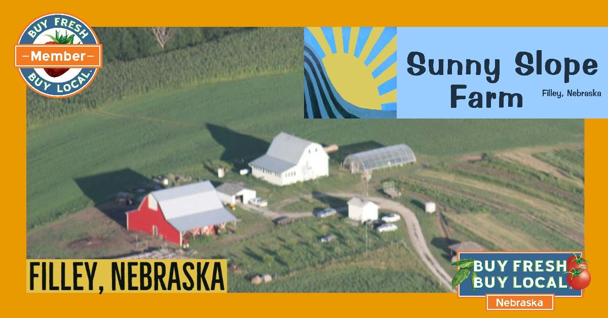 Sunny Slope Farm Filley, Nebraska