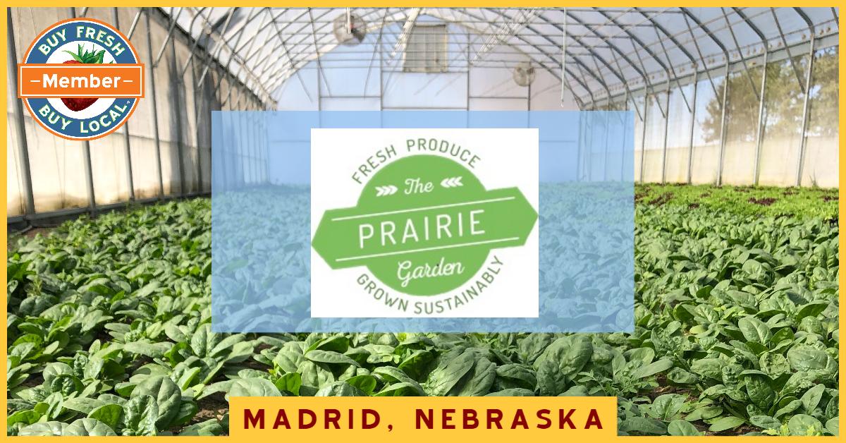 The prairie garden promotional image