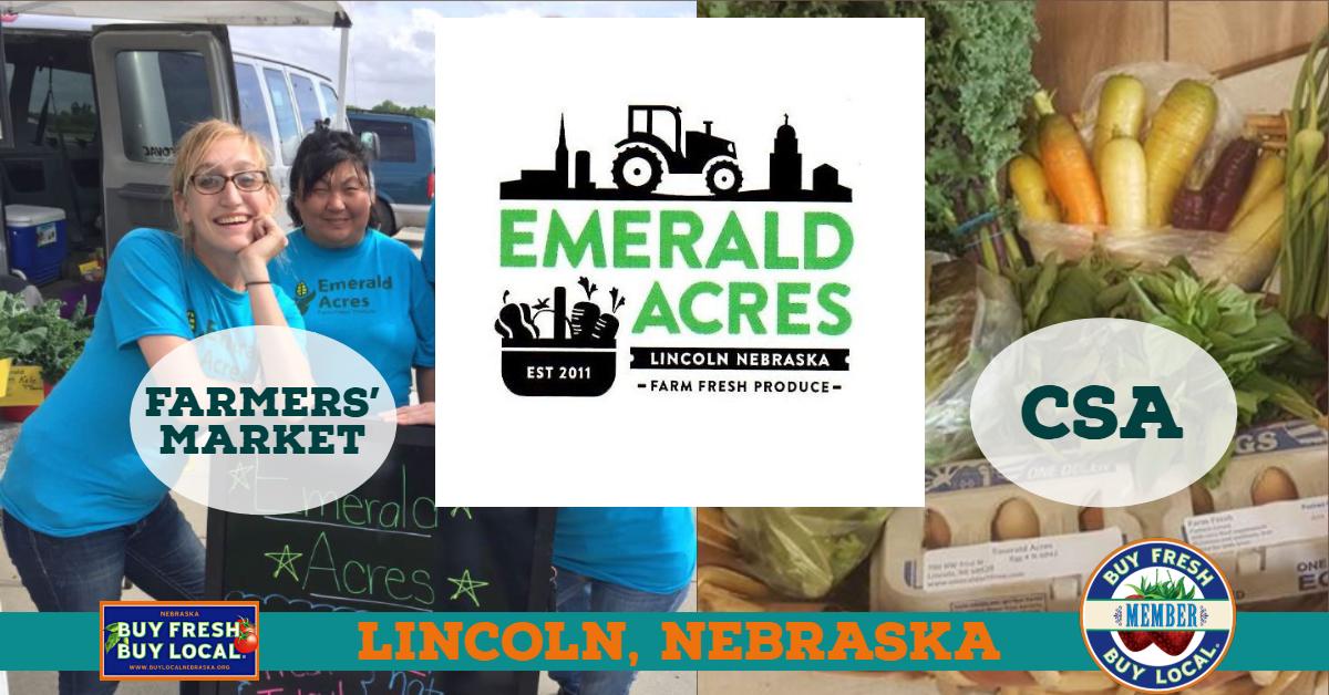 Emerald Acres Lincoln Nebraska