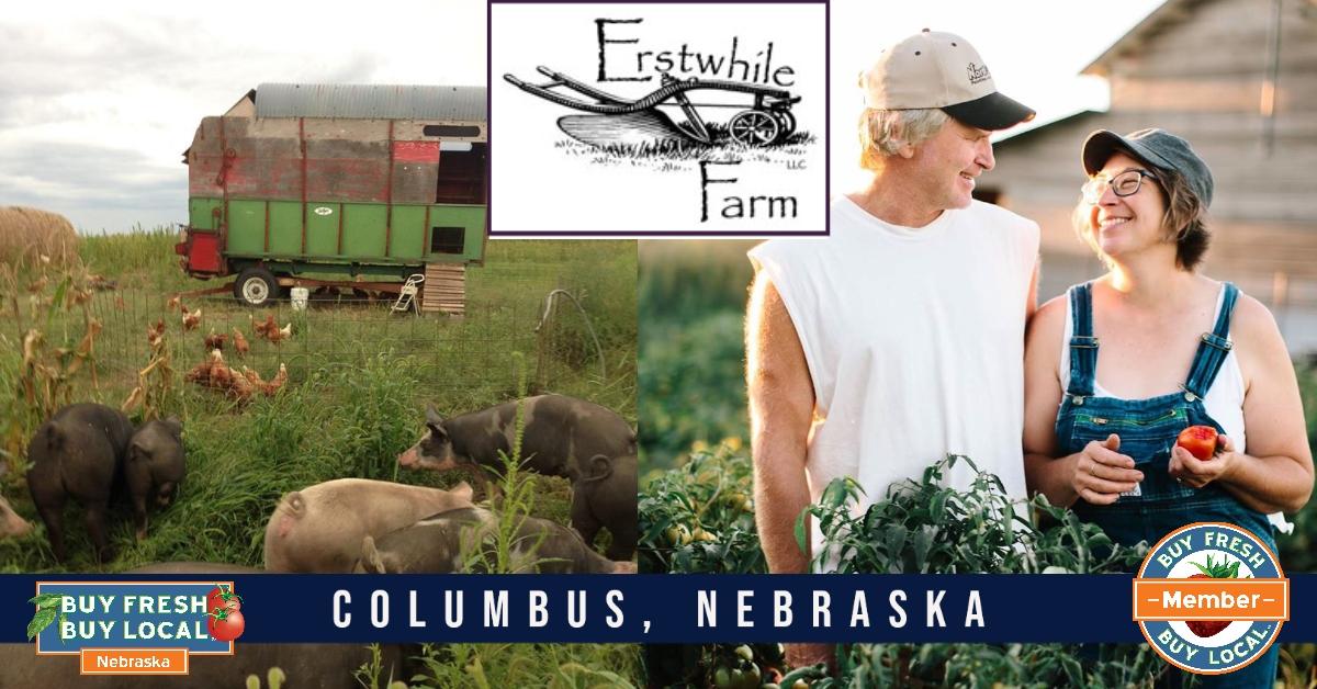 Erstwhile Farm Columbus Nebraska