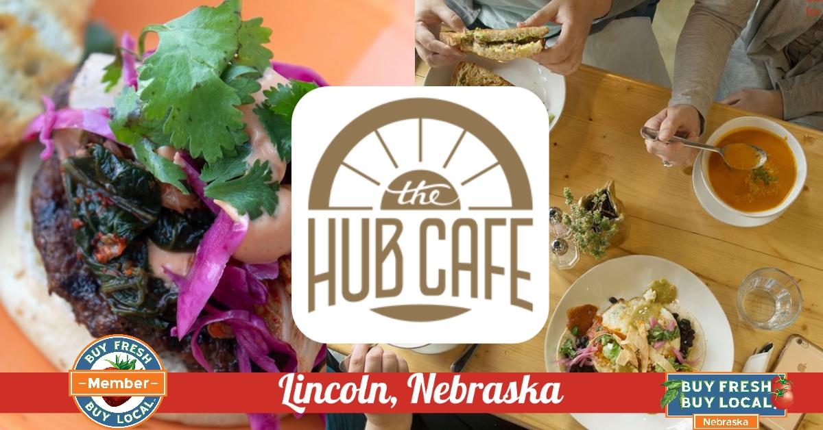 Hub Cafe Lincoln Nebraska