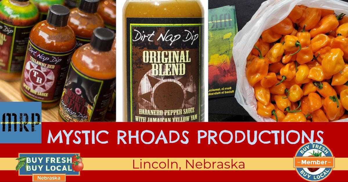 Mystic Rhoads Productions Lincoln Nebraska