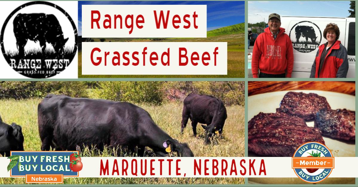 Range West Beef Marquette Nebraska