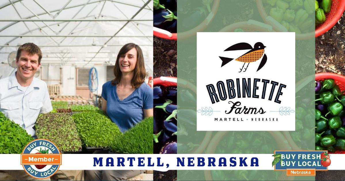 Robinette Farms Martell Nebraska